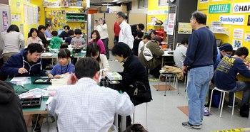 日本橋ストリートフェスタ2017 6 電子工作教室.jpg