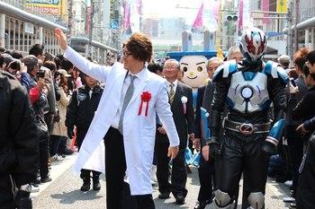日本橋ストリートフェスタ2017 5 市長パレード.jpg